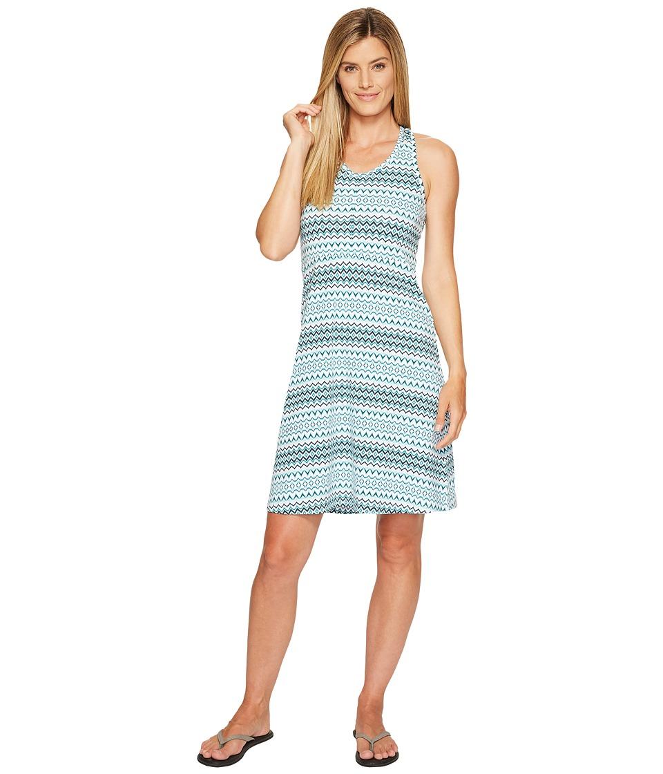 Aventura Clothing - Callister Dress (Viridian Green) Women's Dress