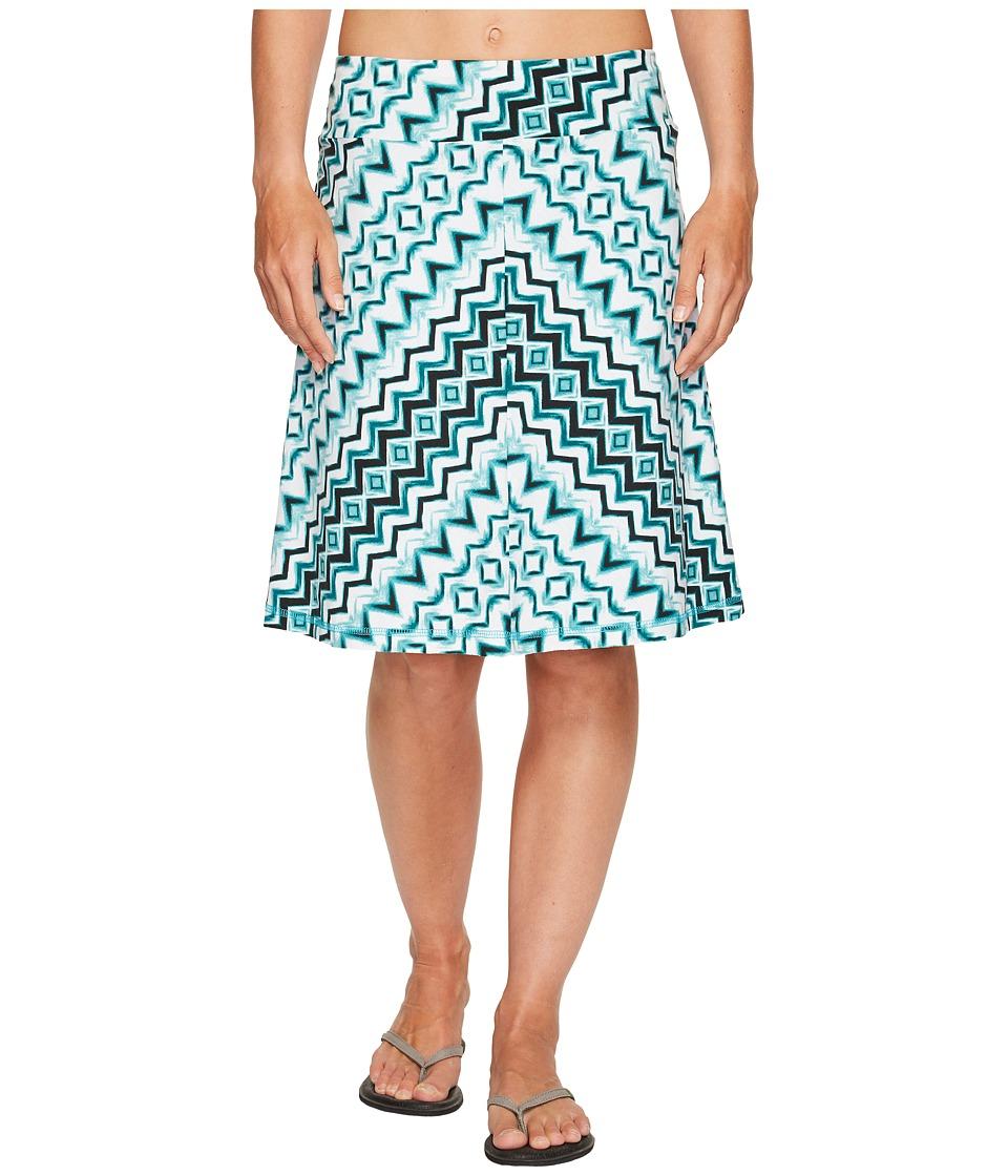 Aventura Clothing - Callister Reversible Skirt (Viridian Green) Women's Skirt