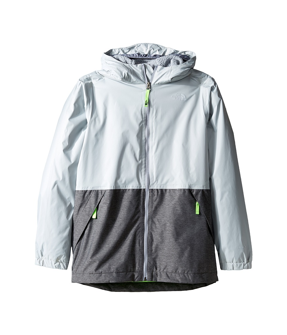 The North Face Kids - Warm Storm Jacket (Little Kids/Big Kids) (High-Rise Grey (Prior Season)) Boy's Coat