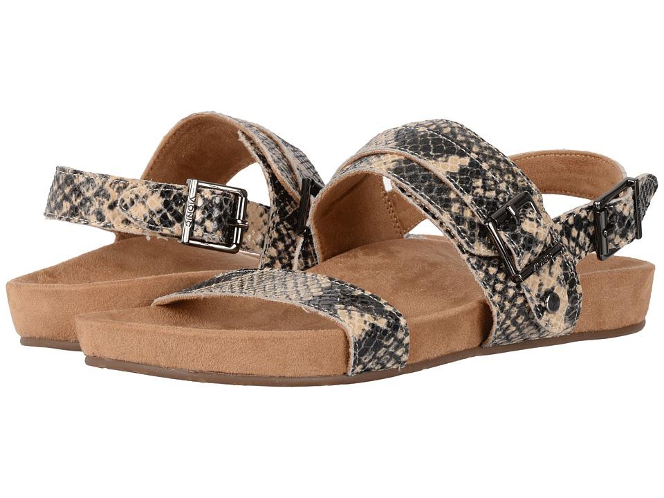 VIONIC - Samar (Natural Snake) Women's Sandals