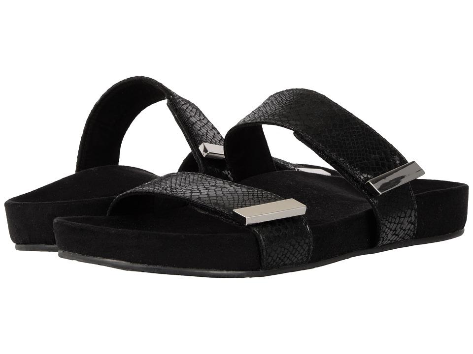 VIONIC - Jura (Black Snake) Women's Sandals