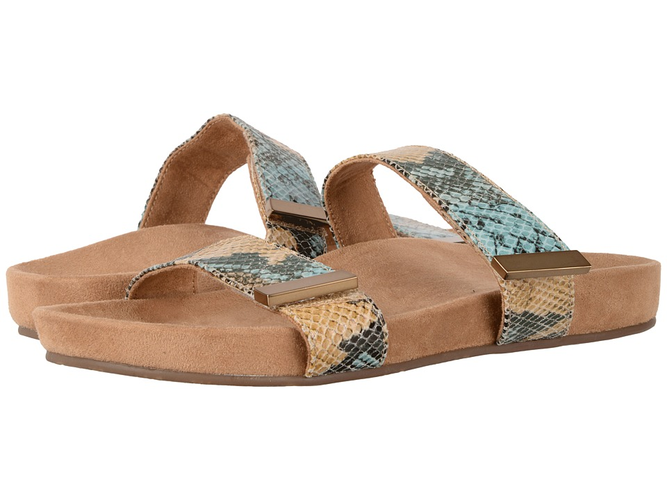 VIONIC - Jura (Blue Radiance Snake) Women's Sandals