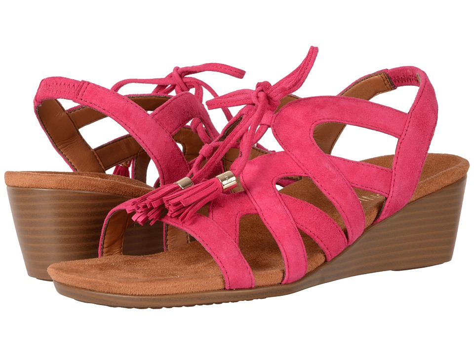 VIONIC - Kalie (Pink) Women's Wedge Shoes