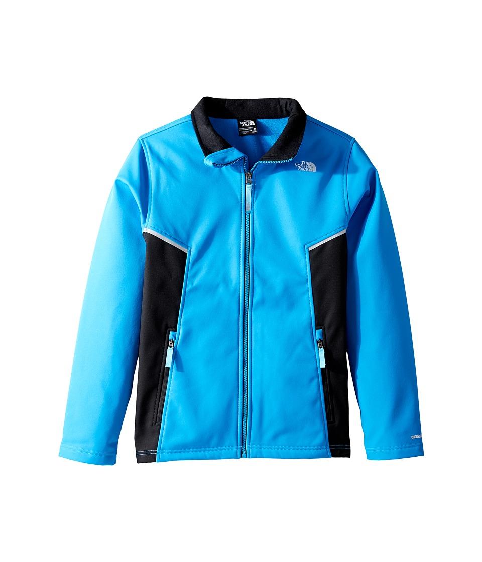 The North Face Kids - Apex Bionic Jacket (Little Kids/Big Kids) (Clear Lake Blue (Prior Season)) Boy's Coat
