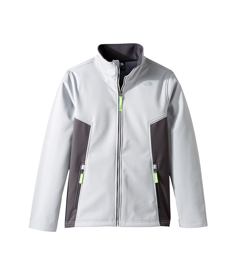 The North Face Kids - Apex Bionic Jacket (Little Kids/Big Kids) (High-Rise Grey (Prior Season)) Boy's Coat