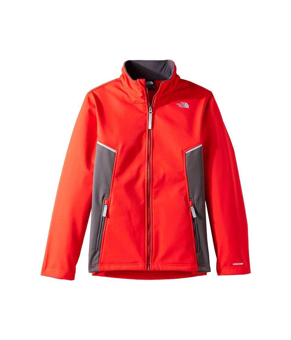 The North Face Kids - Apex Bionic Jacket (Little Kids/Big Kids) (High Risk Red (Prior Season)) Boy's Coat