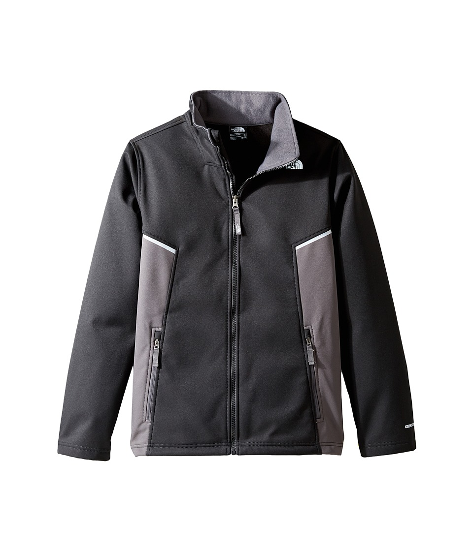 The North Face Kids - Apex Bionic Jacket (Little Kids/Big Kids) (TNF Black (Prior Season)) Boy's Coat