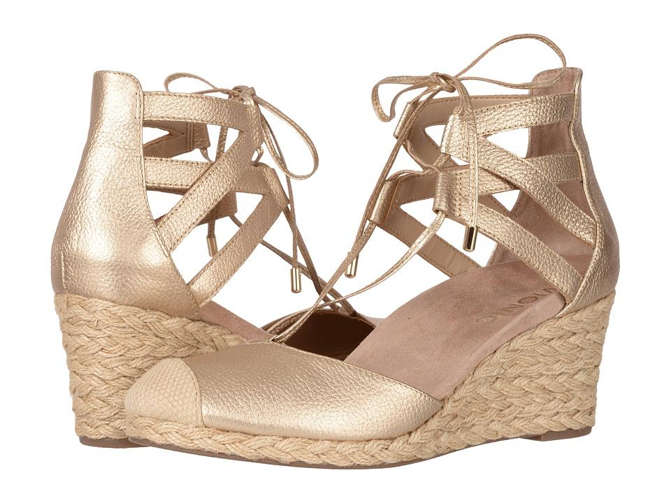 VIONIC Calypso (Gold Metallic) Women