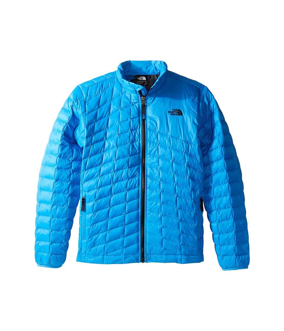 The North Face Kids - Thermoball Full Zip Jacket (Little Kids/Big Kids) (Clear Lake Blue (Prior Season)) Boy's Coat