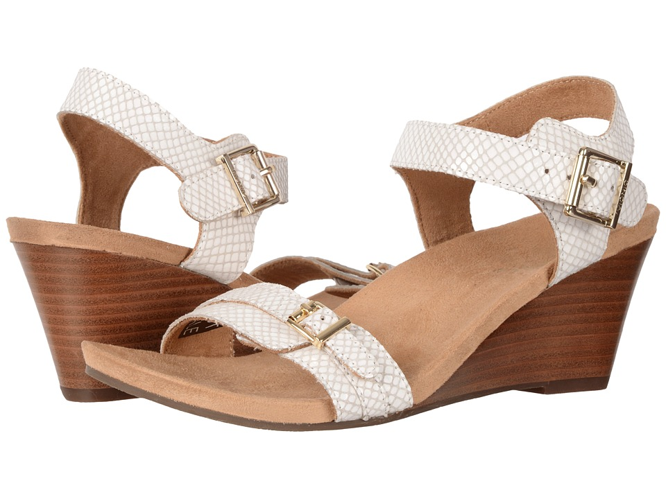 VIONIC - Laurie (White Snake) Women's Sandals