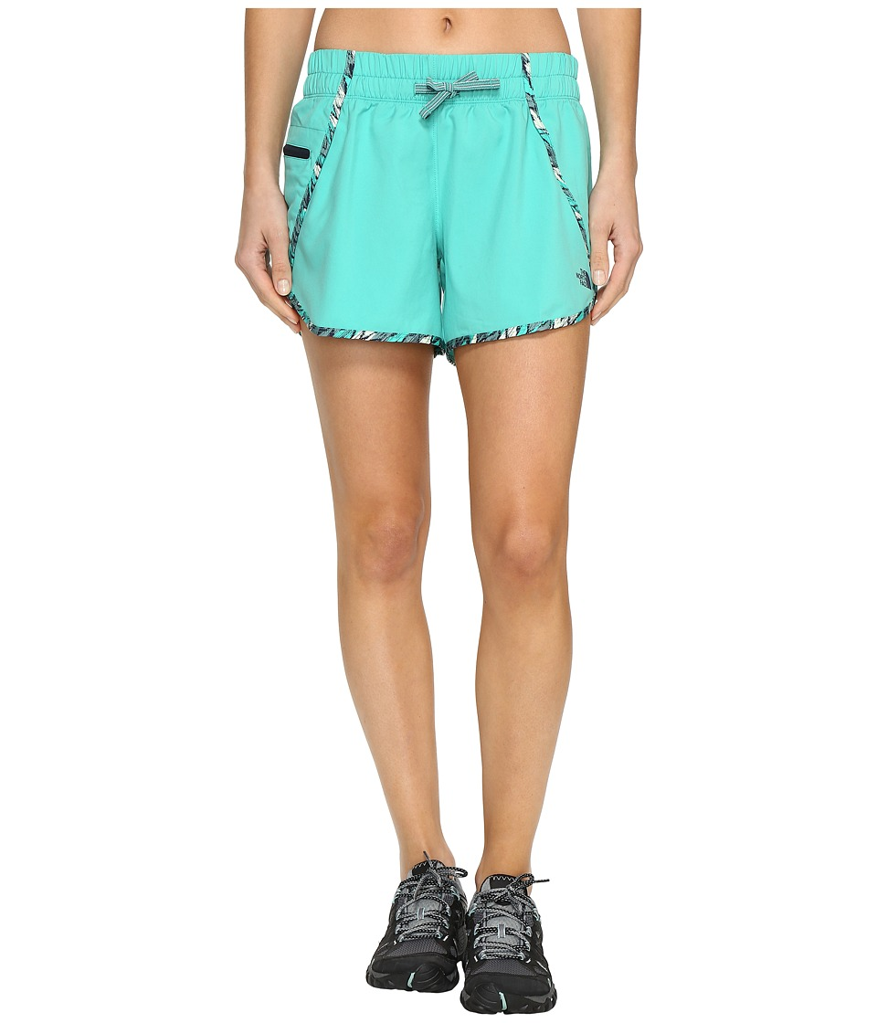 The North Face - Class V Shorts (Billard Green (Prior Season)) Women's Shorts