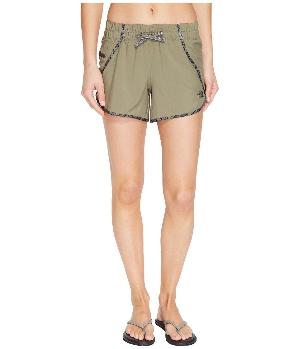 The North Face - Class V Shorts (Deep Lichen Green (Prior Season)) Women's Shorts