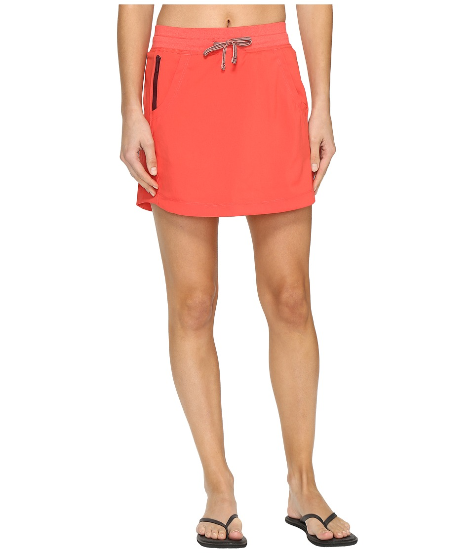 The North Face Class V Skort (Cayenne Red (Prior Season)) Women