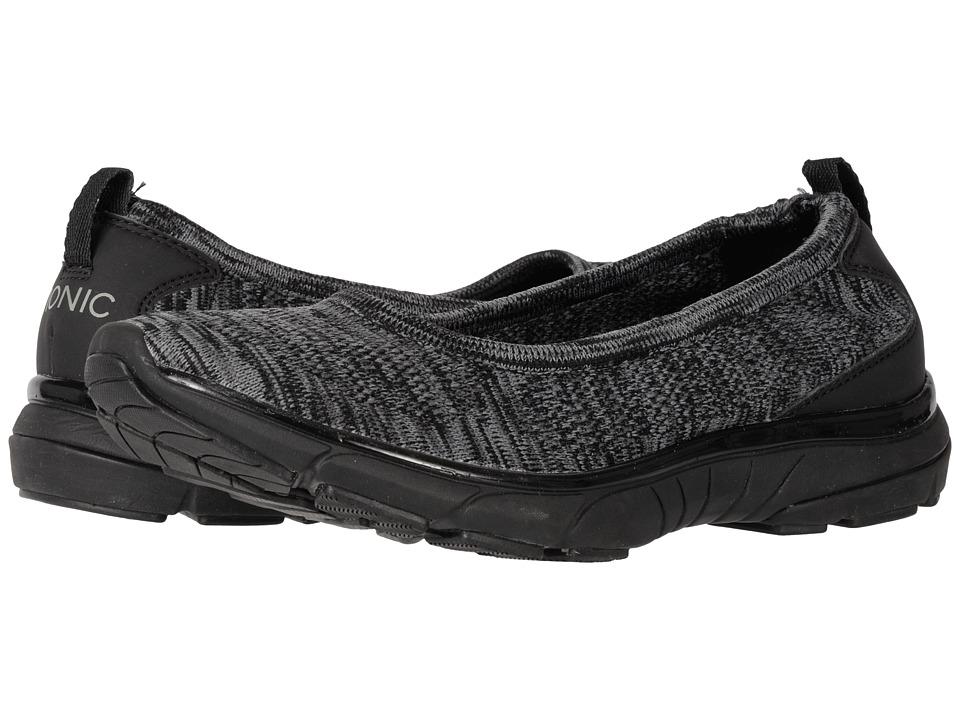 VIONIC - Aviva (Black) Women's Slip on Shoes