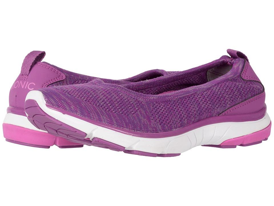 VIONIC - Aviva (Purple) Women's Slip on Shoes