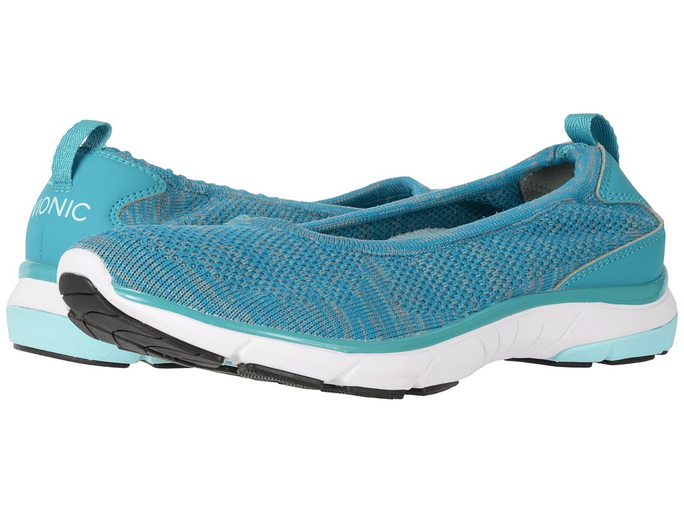 VIONIC - Aviva (Teal) Women's Slip on Shoes