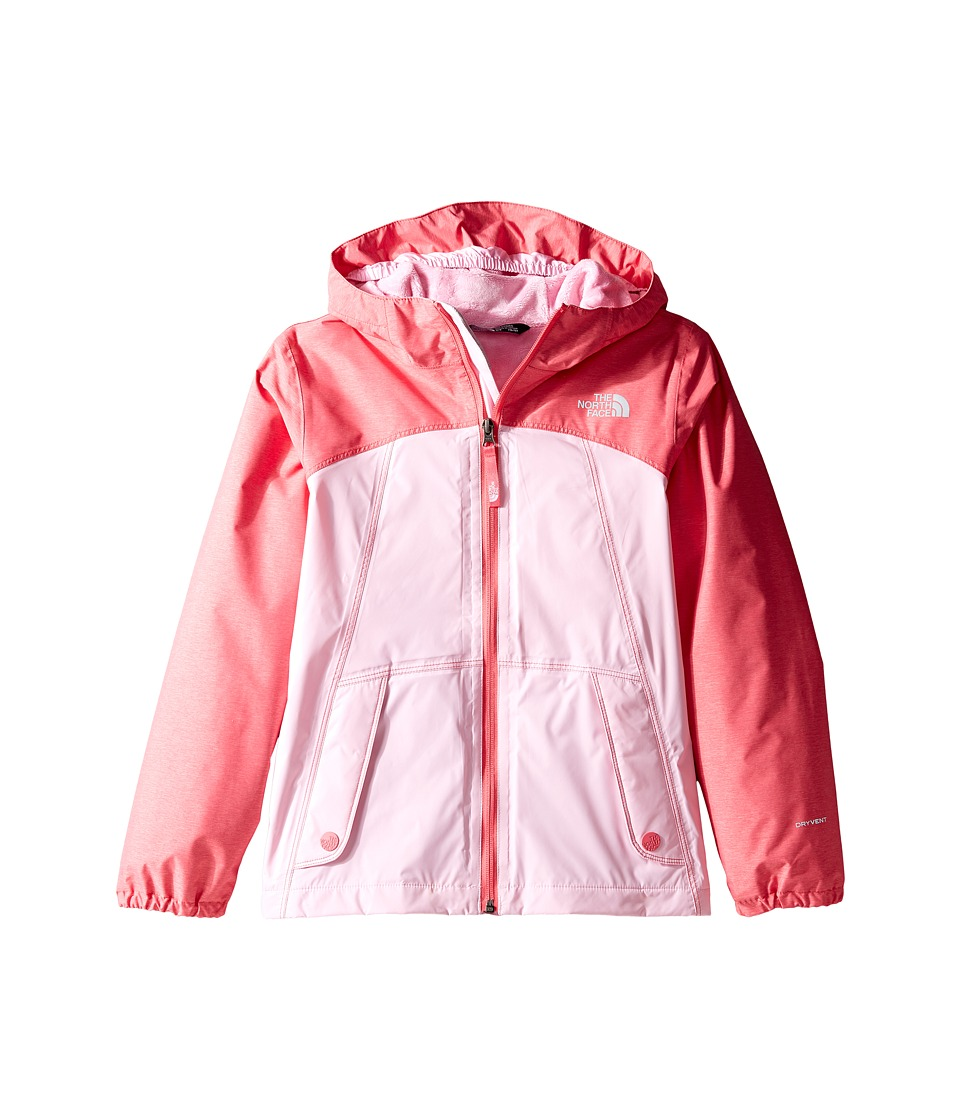 The North Face Kids - Warm Storm Jacket (Little Kids/Big Kids) (Lilac Sachet Pink (Prior Season)) Girl's Coat