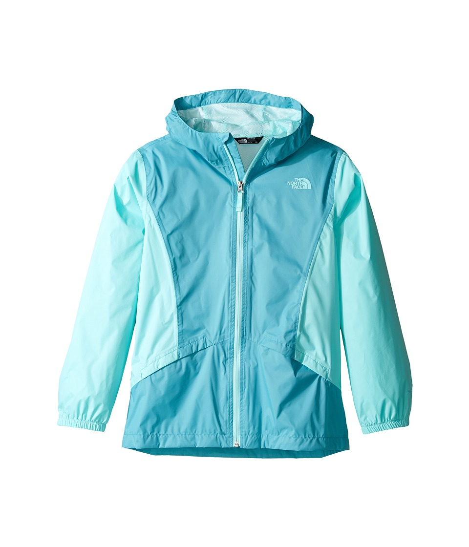 The North Face Kids Zipline Rain Jacket (Little Kids/Big Kids) (Valhalla Blue (Prior Season)) Girl