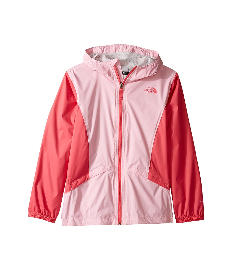 The North Face Kids - Zipline Rain Jacket (Little Kids/Big Kids) (Lilac Sachet Pink (Prior Season)) Girl's Jacket
