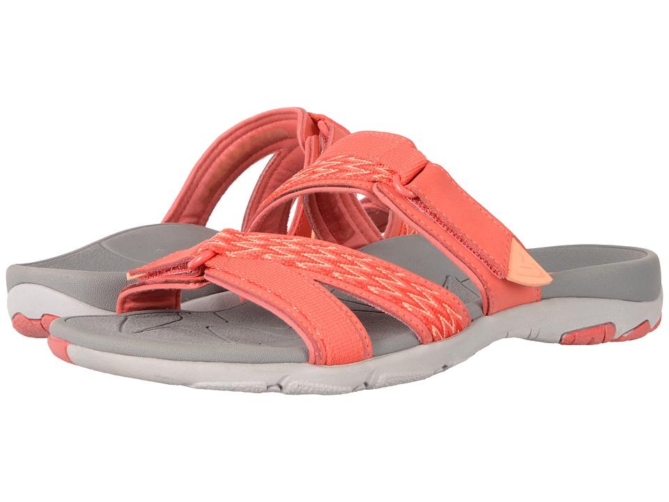 VIONIC - Braeden (Coral) Women's Sandals