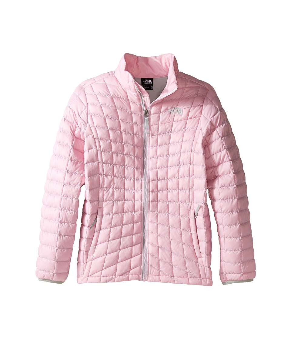 The North Face Kids - Thermoball Full Zip Jacket (Little Kids/Big Kids) (Lilac Sachet Pink (Prior Season)) Girl's Coat