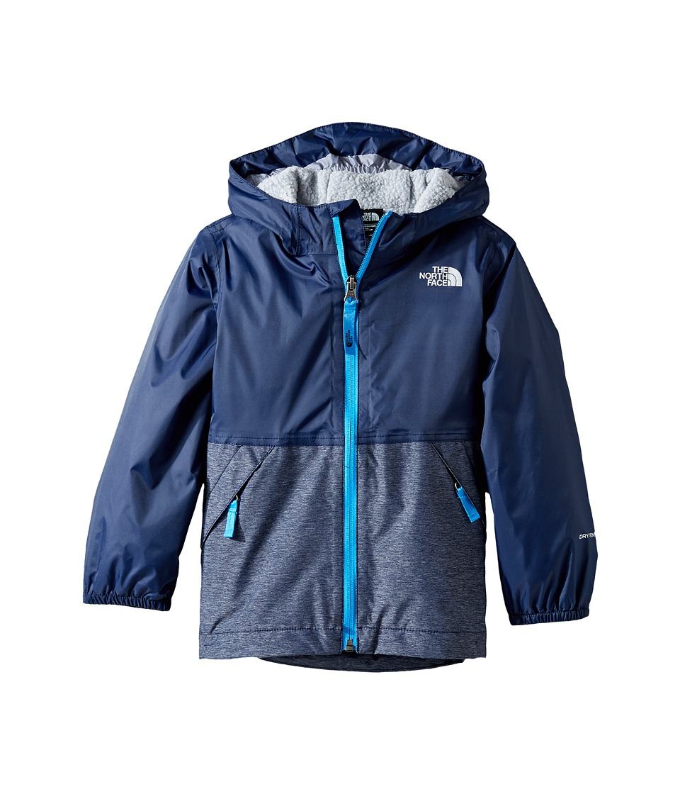 The North Face Kids - Warm Storm Jacket (Toddler) (Cosmic Blue -Prior Season) Boy's Coat