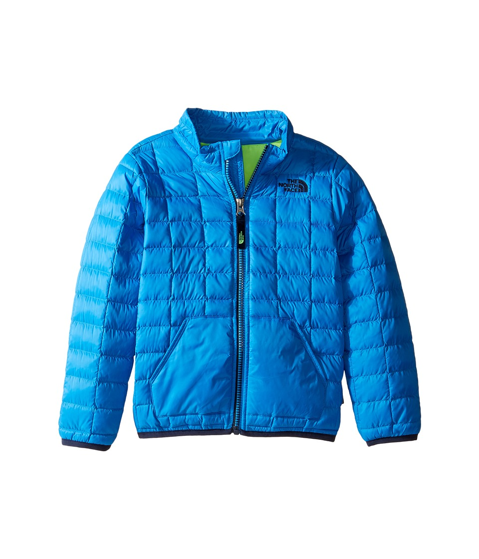 The North Face Kids - ThermoBall Full Zip Jacket (Clear Lake Blue -Prior Season) Boy's Coat
