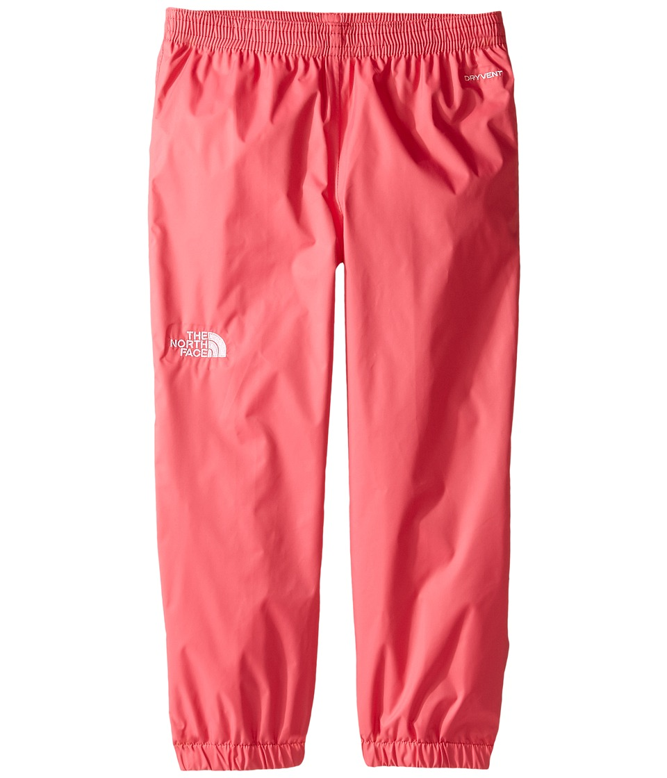 The North Face Kids - Tailout Rain Pants (Toddler) (Honeysuckle Pink -Prior Season) Kid's Casual Pants