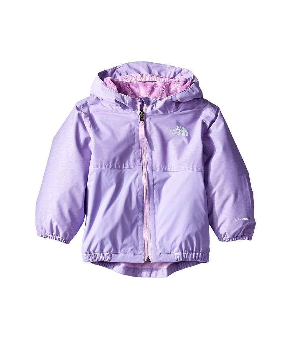 The North Face Kids - Warm Storm Jacket (Infant) (Paisley Purple Heather -Prior Season) Kid's Coat