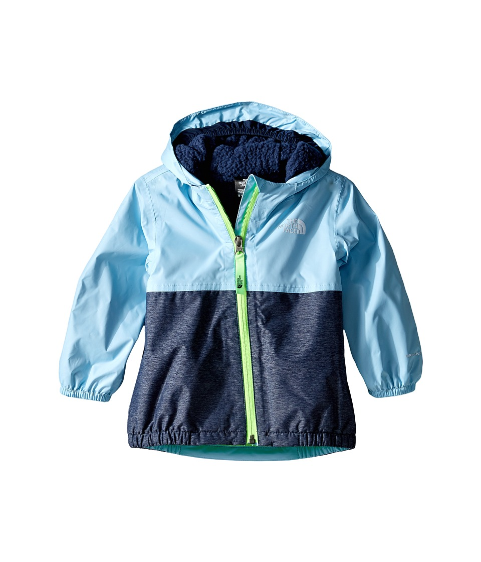 The North Face Kids - Warm Storm Jacket (Infant) (Sky Blue -Prior Season) Kid's Coat