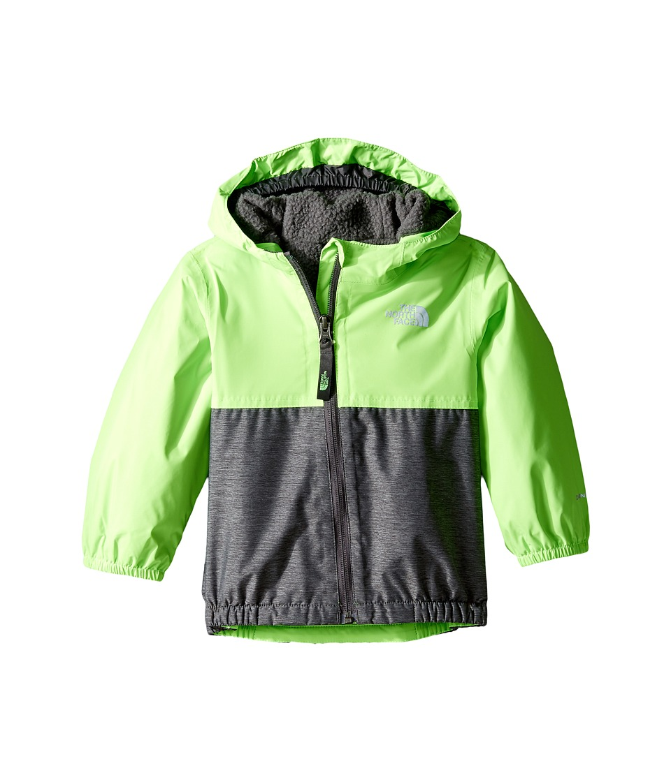 The North Face Kids - Warm Storm Jacket (Infant) (Power Green -Prior Season) Kid's Coat