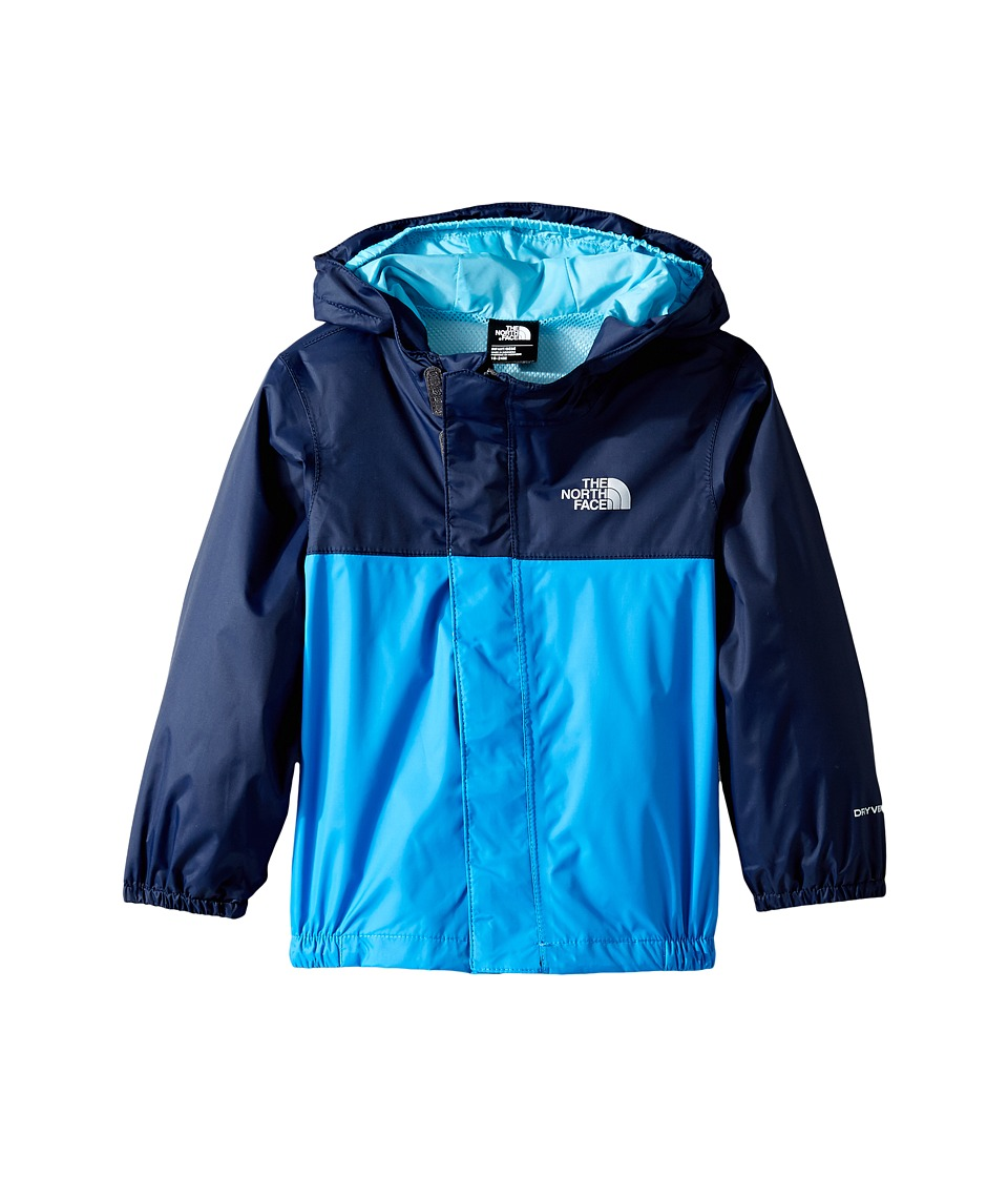 The North Face Kids - Tailout Rain Jacket (Infant) (Clear Lake Blue -Prior Season) Kid's Jacket
