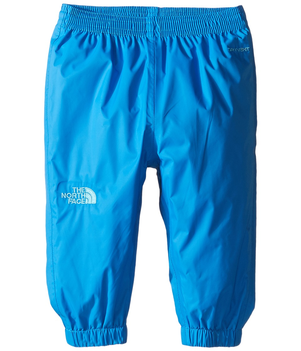 The North Face Kids - Tailout Rain Pants (Infant) (Clear Lake Blue -Prior Season) Kid's Casual Pants