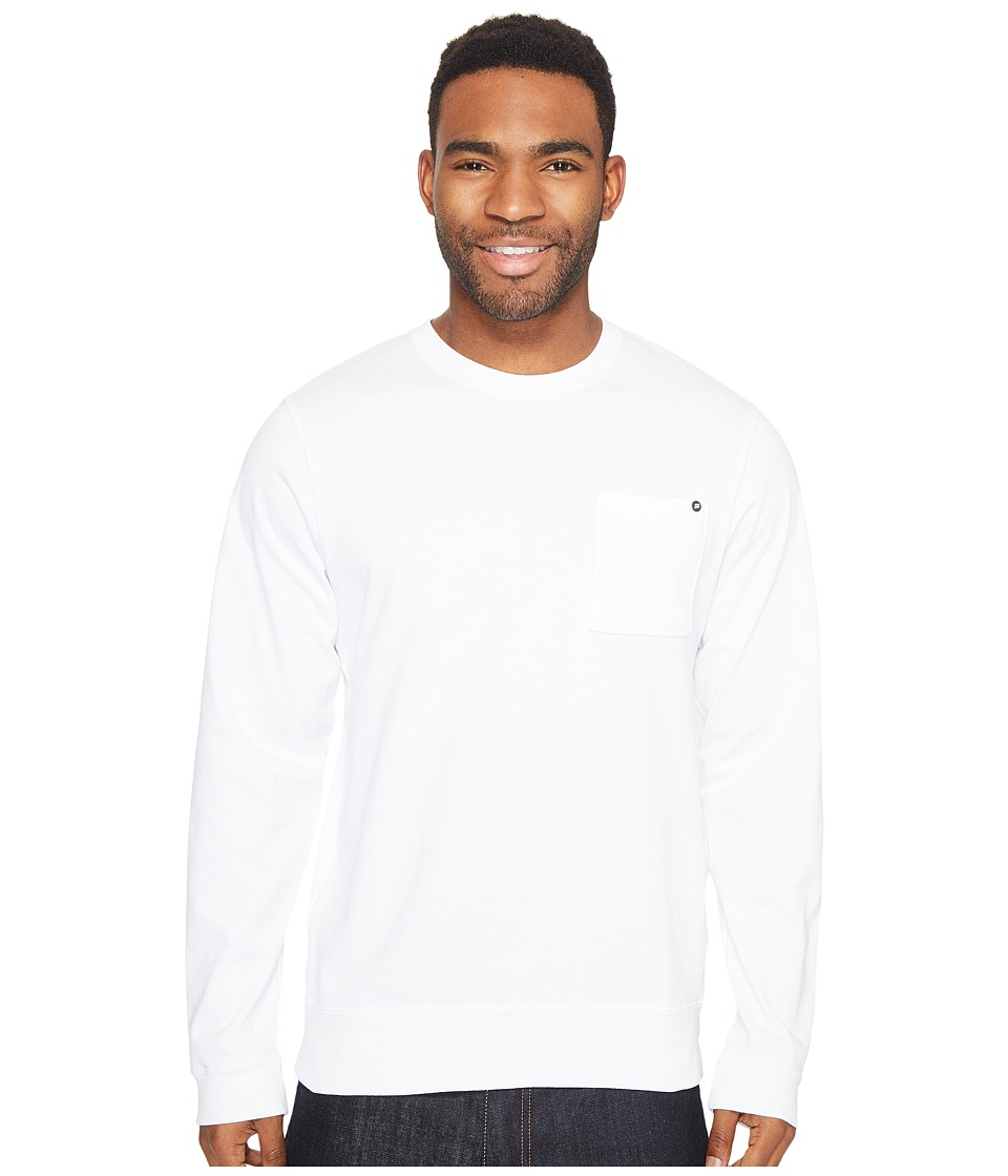 Nike SB - SB Long Sleeve Top (White) Men's Long Sleeve Pullover