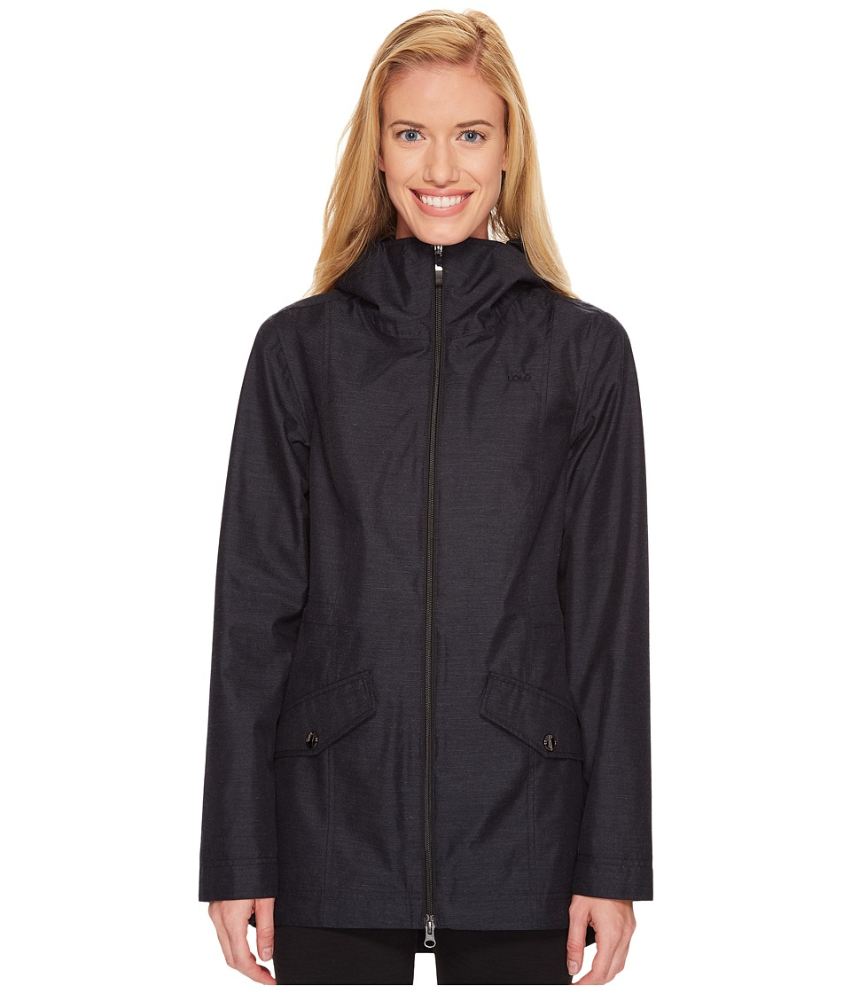 Lole - Isabelle Jacket (Black) Women's Coat