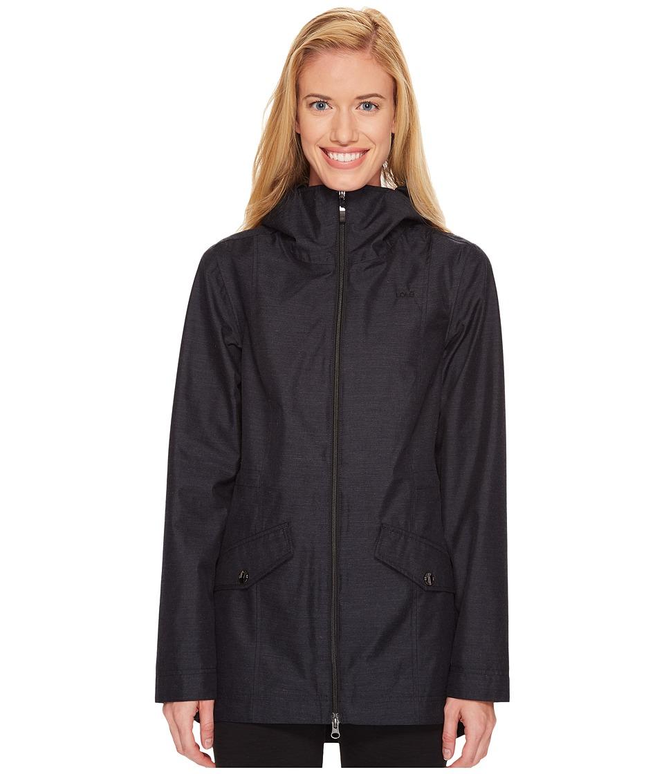 Lole - Isabelle Jacket (Black) Women's Coat