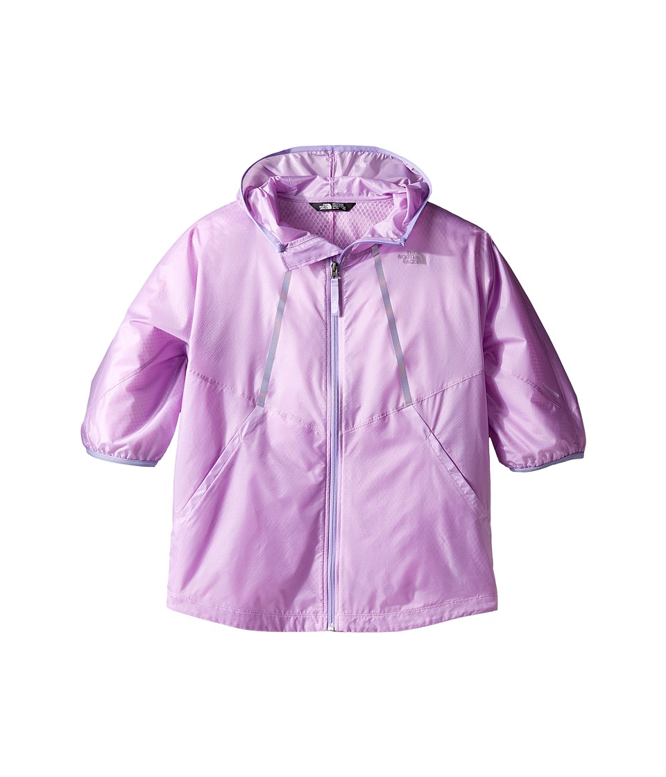 The North Face Kids - Flyweight Capelette (Little Kids/Big Kids) (Violet Tulle (Prior Season)) Girl's Coat
