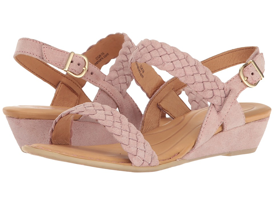 Born - Pernilla (Pink Distressed) Women's Dress Sandals