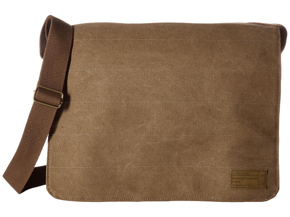 HEX - Messenger (Infinity Khaki) Messenger Bags