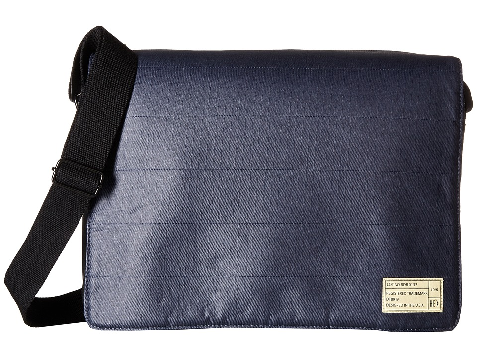 HEX - Messenger (Radar Navy/Ripstop) Messenger Bags