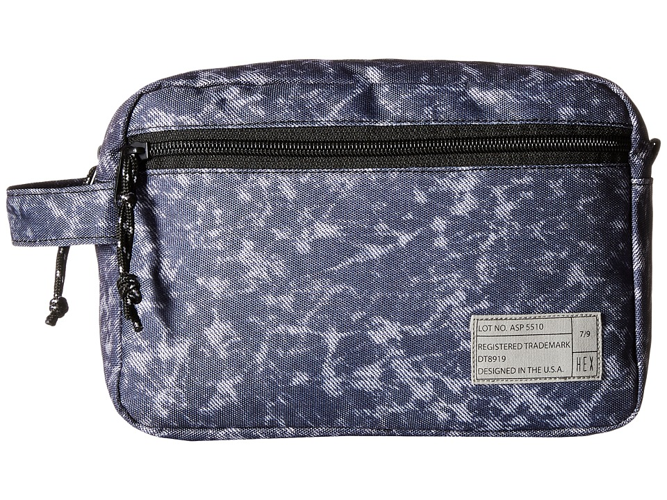 HEX - Dopp Kits (Aspect Acid Wash) Bags