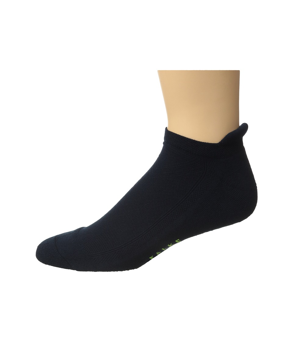 Falke - Cool Kick Sneaker Socks (Marine) Men's No Show Socks Shoes