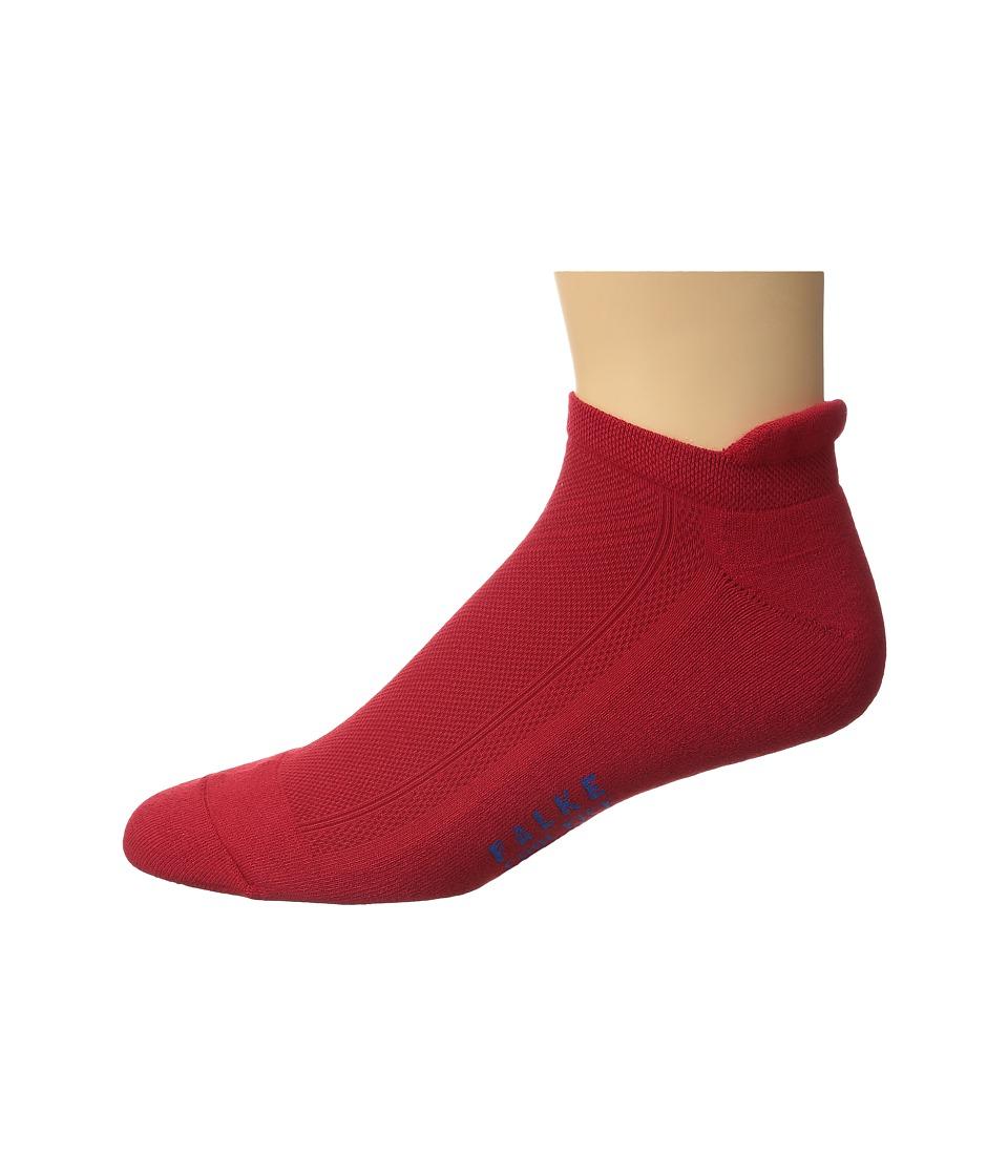 Falke - Cool Kick Sneaker Socks (Fire) Men's No Show Socks Shoes