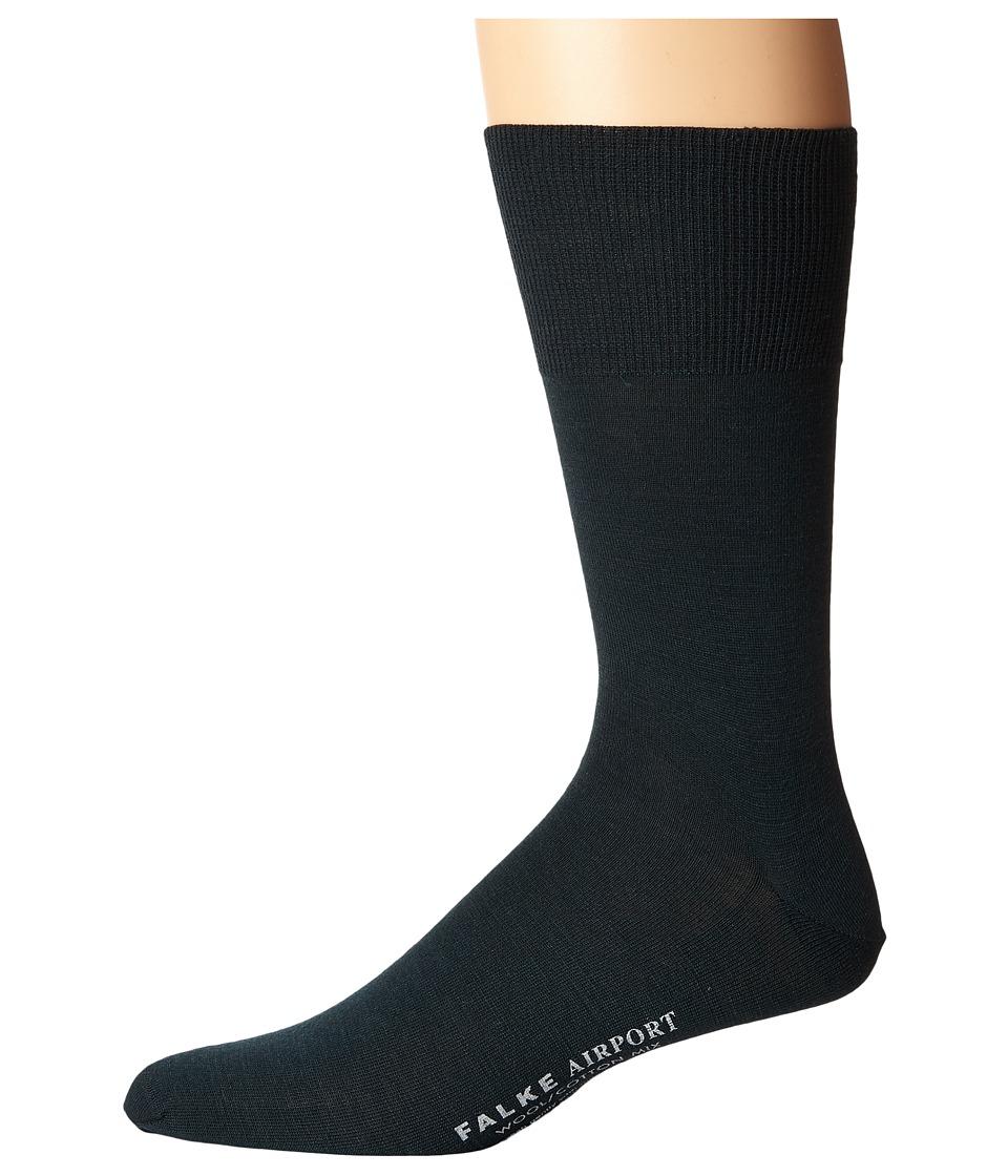 8d9eb114 EAN 4004758680619 product image for Falke - Airport Crew Socks (Marble)  Men's Low Cut ...
