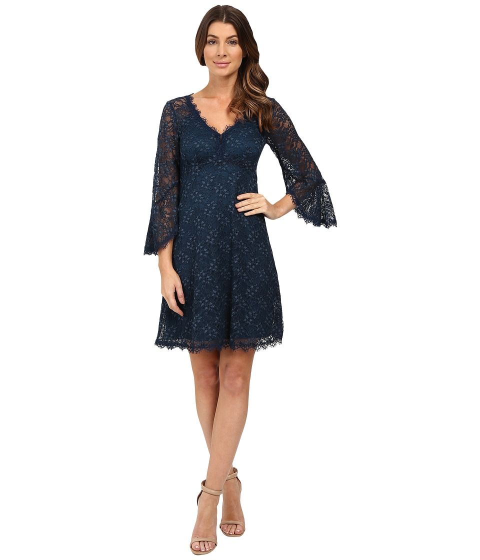 Nanette Lepore - Ming Frock (Aegean) Women's Dress