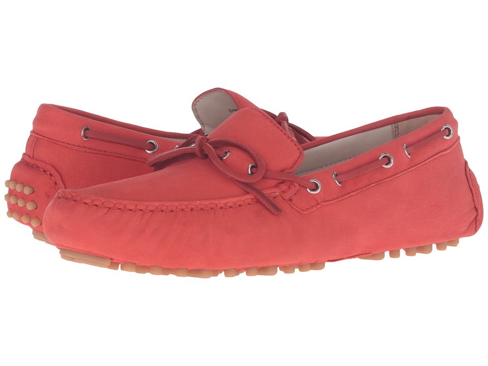 Cole Haan - Garnet II (Fiery Red Nubuck) Women