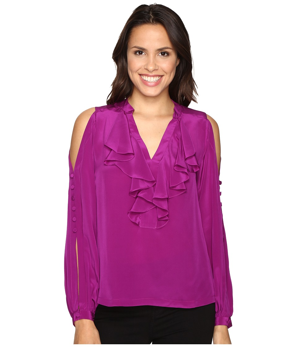 Nanette Lepore - Tuk Tuk Top (Orchid) Women's Clothing