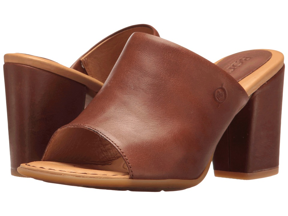 Born Bima (Brown Full Grain) Women