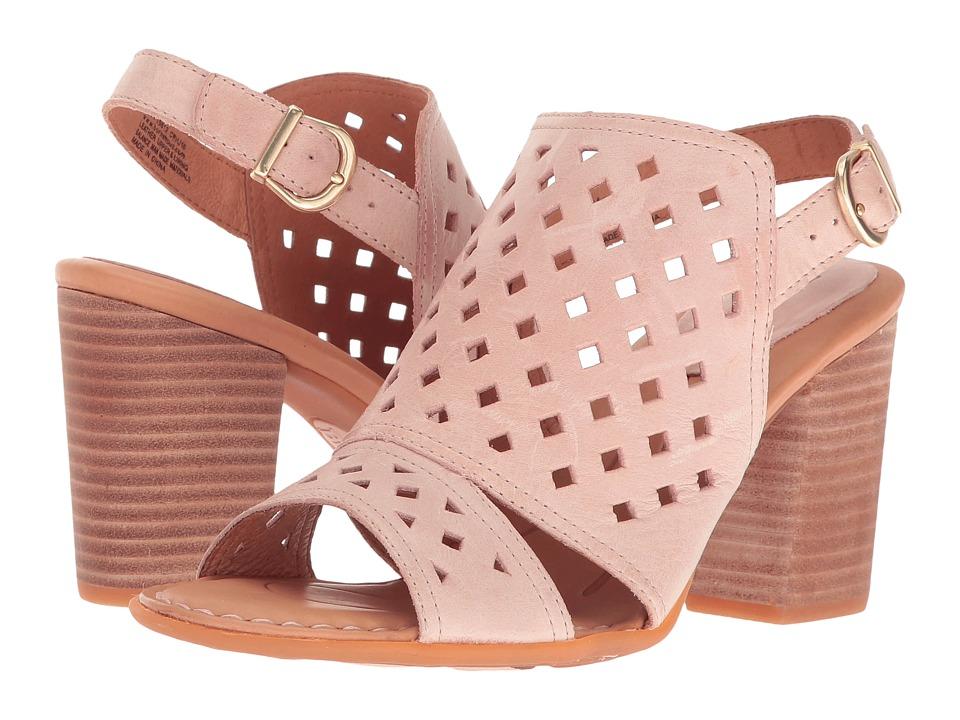 Born - Havana (Pink Full Grain) Women's Clog/Mule Shoes