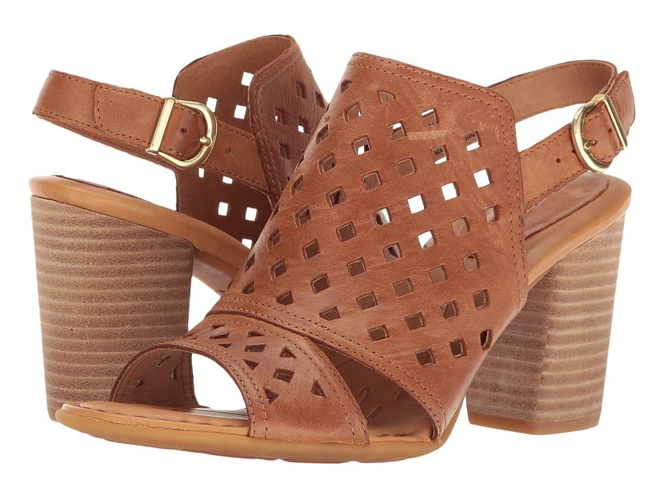 Born - Havana (Brown Full Grain) Women's Clog/Mule Shoes